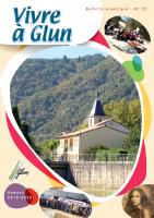 Vivre à Glun n°29 – Année 2019